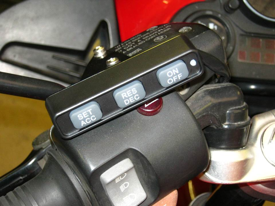 Cruise Control for BMW K1200RS & GT (1997~2006)