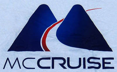 MCCruise White T-Shirt
