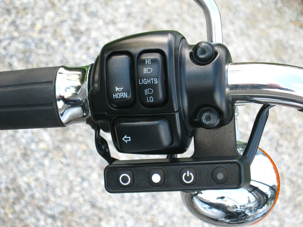 Cruise Control for Harley-Davidson CANBUS DYNA (2012-2016)