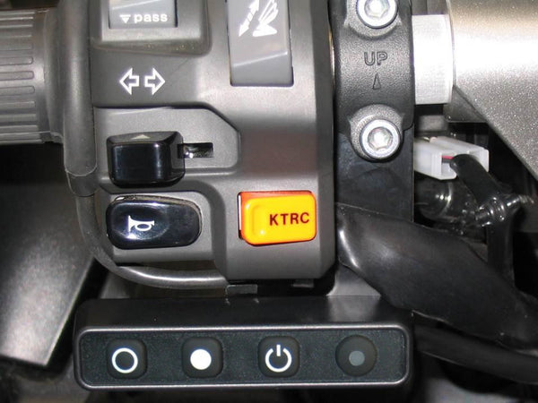 Cruise Control for Kawasaki 1400GTR Concours (from 2010)