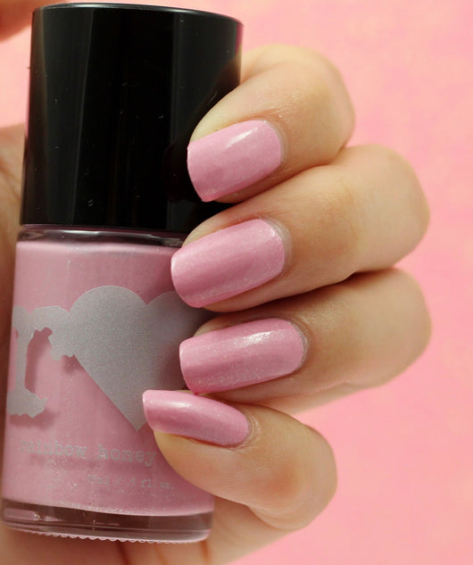 Beautiful Pink Nail Lacquer