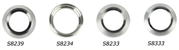 Mortise Cylinder Collar Total Opening Technology