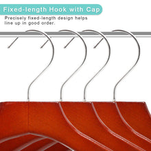 Load image into Gallery viewer, Perfecasa Cherry Coat Hangers 10 Pack