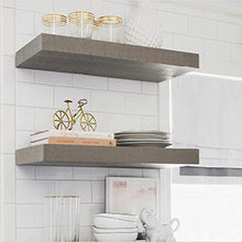 "Load image into Gallery viewer, Perfecasa Hidden Floating Shelf Brackets 6"" or 8"" (4 Pack)"