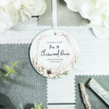 Personalised New Home Ceramic Keepsake Gift - Shop Personalised Engraved Gifts & Customised Cufflinks | From Willow