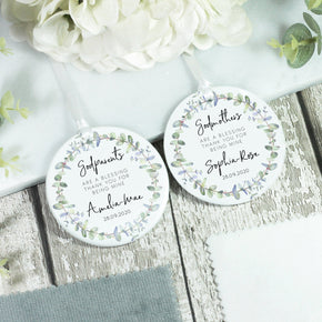 Personalised Godmother Ceramic Keepsake - Shop Personalised Engraved Gifts & Customised Cufflinks | From Willow