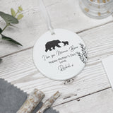 Personalised Mother's Day Mumma Bear Quote Gift - Shop Personalised Engraved Gifts & Customised Cufflinks | From Willow