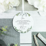 Personalised Mother of the Bride Keepsake Quote - Shop Personalised Engraved Gifts & Customised Cufflinks | From Willow