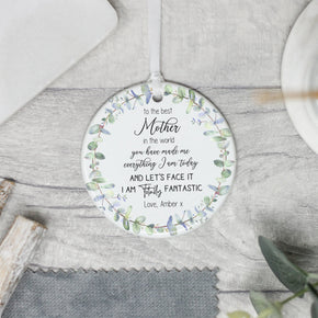 Personalised Mother's Day Keepsake Gift - From Willow | Personalised Gifts