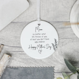 Personalised Subtle Mother's Day Keepsake Gift - Shop Personalised Engraved Gifts & Customised Cufflinks | From Willow