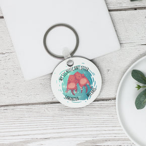 My Significant Otter Keyring Cute Couple Keychain - Shop Personalised Engraved Gifts & Customised Cufflinks | From Willow
