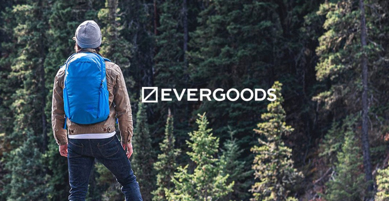 Evergoods | EDC, Outdoor & Commuter Packs