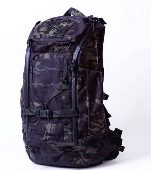 Fugu Bomb Military Backpack 25L