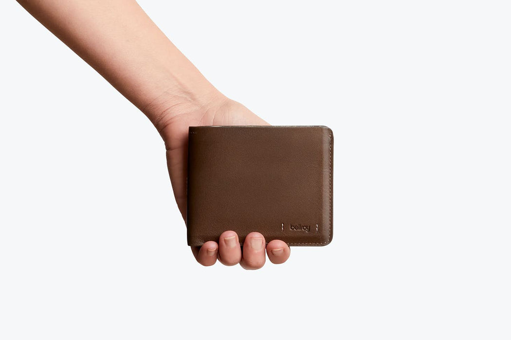Hide & Seek Wallet (HI) (Premium) (RFID Protection)
