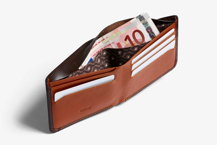 Hide & Seek Wallet (RFID Protection)