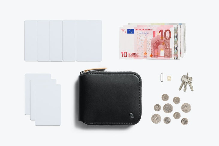 Zip Wallet (RFID Protection)