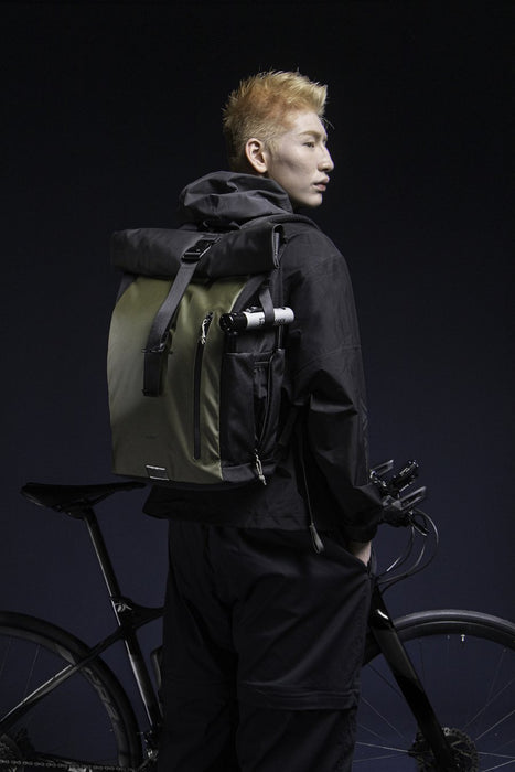 Rolltop Backpack