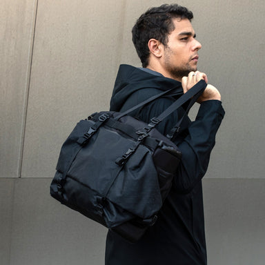 X-TOTE™ - 3-Way Messenger Tote