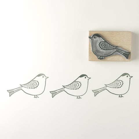 Reggie Bird Rubber stamp