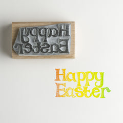 Happy Easter Stamp