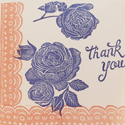 Roses Rubber Stamps