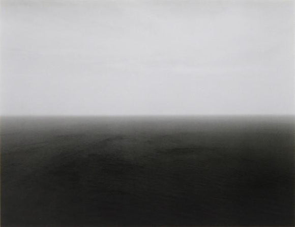 Hiroshi Sugimoto, Time Exposed: #334 Arctic Ocean Nord Kapp 1990, 1991 - lougher-contemporary