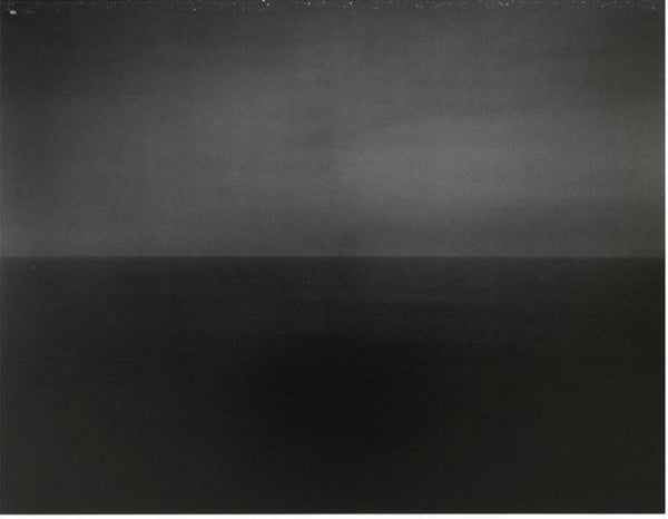 Hiroshi Sugimoto, Time Exposed: #340 Tyrrhenian Sea Amalfi 1990, 1991 - Lougher Contemporary
