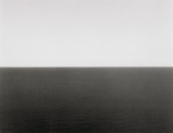 Hiroshi Sugimoto, Time Exposed: #342 Adriatic Sea Gargano 1990, 1991 - Lougher Contemporary