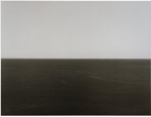 Hiroshi Sugimoto, Time Exposed: #347 Mediterranean Sea Crete 1990, 1991 - Lougher Contemporary