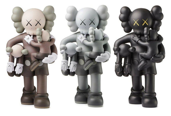 KAWS, Clean Slate (Set of Three), 2019 - lougher-contemporary
