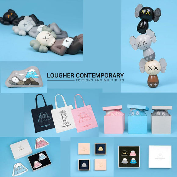 KAWS, HOLIDAY JAPAN Complete Set, 2019 - lougher-contemporary