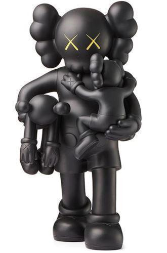 KAWS, Clean Slate (Black), 2019 - lougher-contemporary