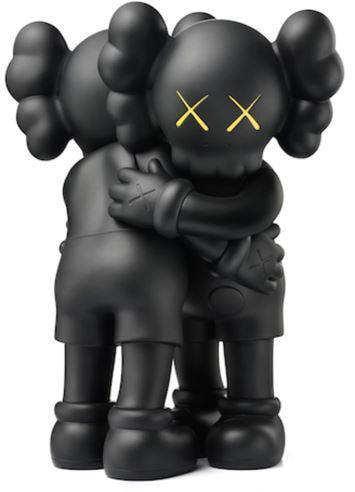 KAWS, Together (Black), 2018 - lougher-contemporary