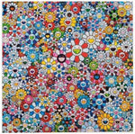Takashi Murakami, Flowers with Smiley Faces, 2013 - Lougher Contemporary