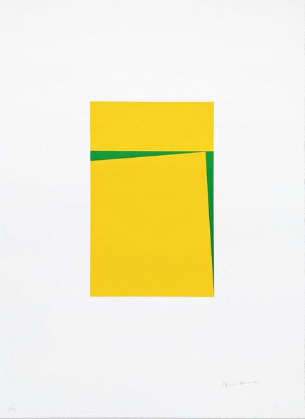 Carmen Herrera, Untitled, 2018 - Lougher Contemporary