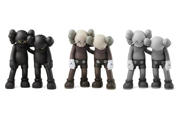 KAWS, Along the Way (Set of 3), 2019 - lougher-contemporary