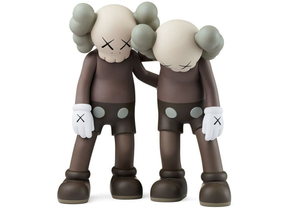 KAWS, Along the Way (Brown), 2019 - lougher-contemporary