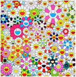 Takashi Murakami, Maiden in The Yellow Straw Hat, 2010 - Lougher Contemporary