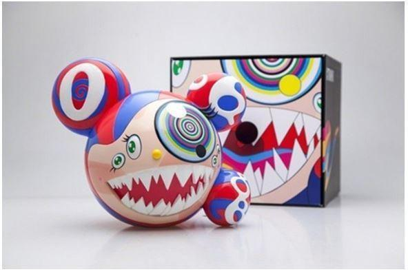 Takashi Murakami, Mr DOB Figure By BAIT x SWITCH Collectables - Original, 2016 - Lougher Contemporary