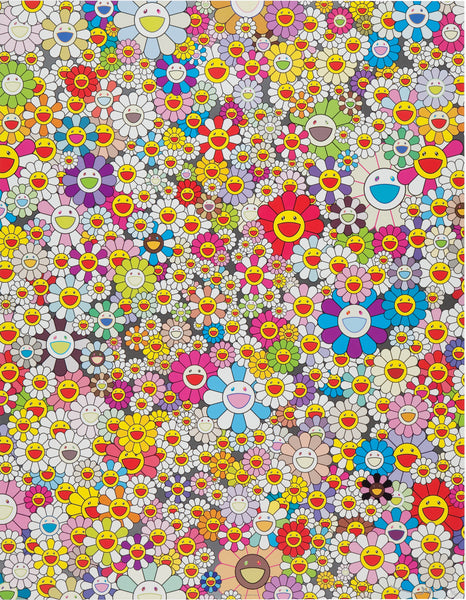 Takashi Murakami, Poporoke Forest, 2011 - Lougher Contemporary