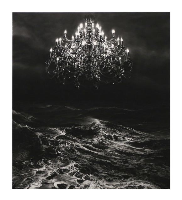 Robert Longo, Untitled (Throne Room), 2017 - lougher-contemporary