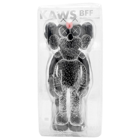 KAWS, BFF (Black), 2017 - lougher-contemporary