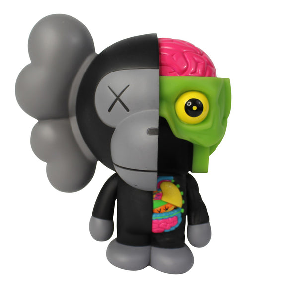 KAWS, Dissected Milo (Black), 2011 - lougher-contemporary