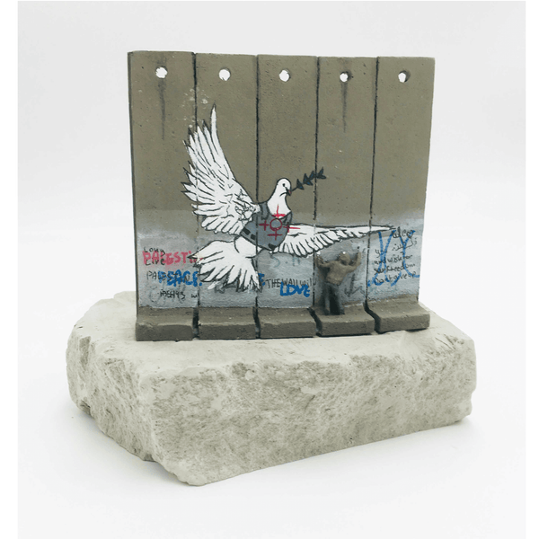Banksy, Walled Off Hotel - Wall Sculpture, 2018-Lougher Contemporary