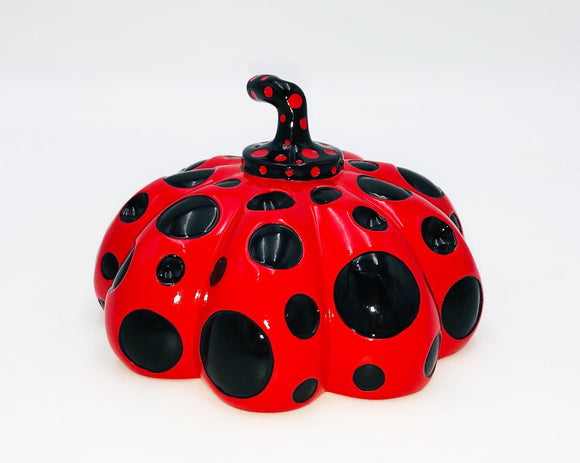 Yayoi Kusama, Pumpkin Object, 2019 - lougher-contemporary