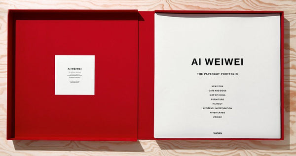 Ai Weiwei, The Papercut Portfolio, 2019 - Lougher Contemporary