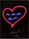 Tracey Emin, The Kiss Was Beautiful, 2016 - Lougher Contemporary