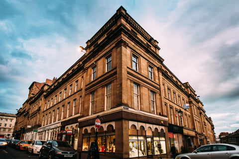 Davidsons the Jewellers, Grey street Newcastle upon Tyne