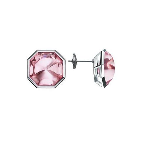 L'Illustre Pink Stud Earrings