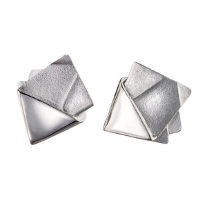 Origami 84 Stud Earrings